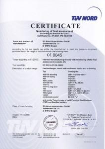 BSNova-Zertifikat-Modul-A1-eng