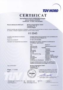 BSNova-Zertifikat-Modul-A1-fra