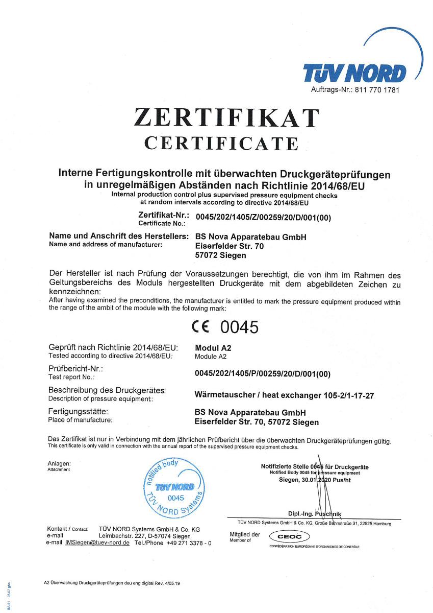 A2 Zertifikat 2020 deutsch/englisch