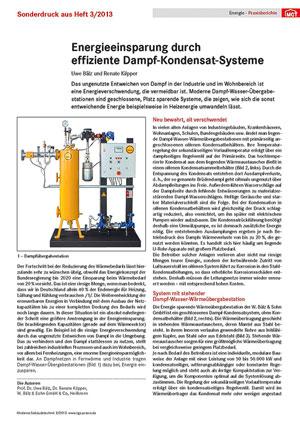 2013-03_MGT_Energieeinsparung_durch_effiziente_Dampf-Kondensat-Systeme